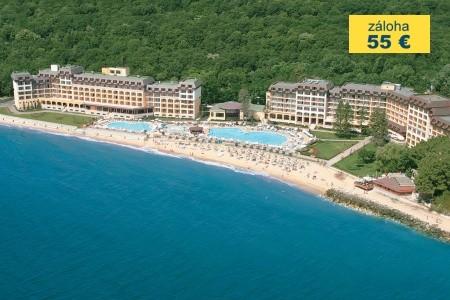 Dovolenka  - Bulharsko - Riviera Beach - Riviera Holiday Club