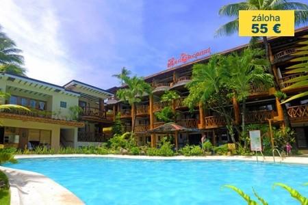 Dovolenka  - Filipíny - Red Coconut Beach Hotel, Boracay