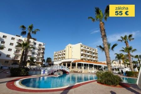 Dovolenka  - Cyprus - Anastasia Beach Hotel