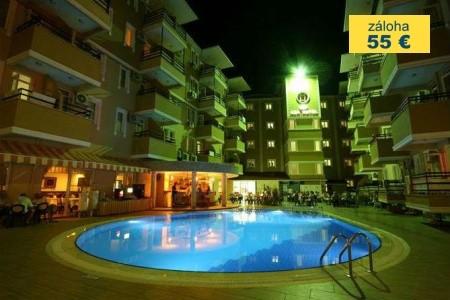Dovolenka  - Turecko - Hotel Kleopatra Ada