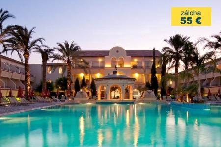 Dovolenka  - Cyprus - Napa Plaza Hotel