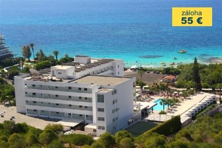 Dovolenka  - Cyprus - Napa Mermaid
