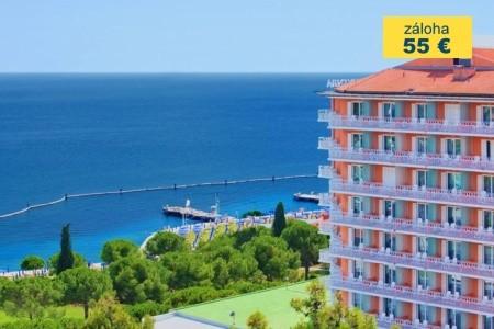Dovolenka  - Slovinsko - Hotel Slovenija – Terme & Wellness Lifeclass