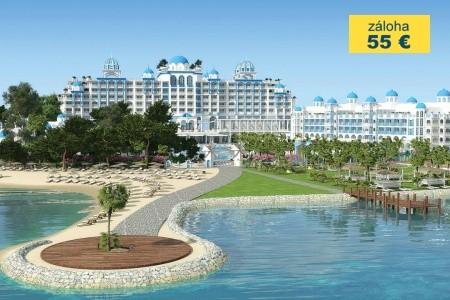 Dovolenka  - Turecko - Rubi Platinum Spa Resort & Suites