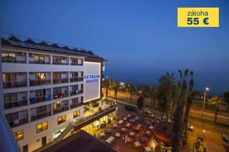 Dovolenka  - Turecko - Hotel Eftalia Aytur