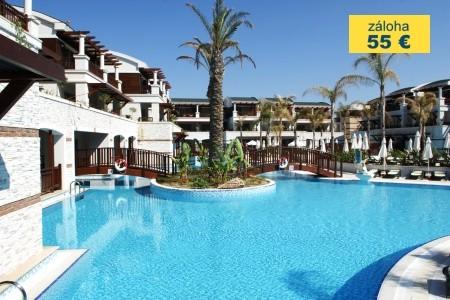 Dovolenka  - Turecko - Sunis Kumköy Beach Resort