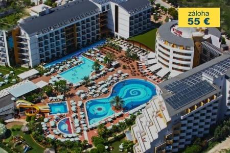 Dovolenka  - Turecko - My Home Resort