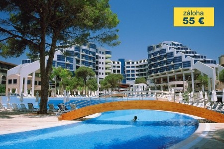 Dovolenka  - Turecko - Cornelia De Luxe Resort ***** De Luxe