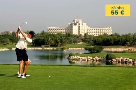 Jebel Ali Golf Resort Spa, Dubaj