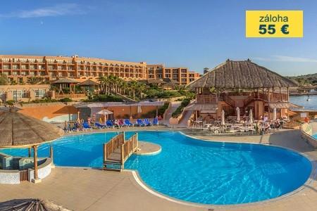 Dovolenka  - Malta - Ramla Bay Resort