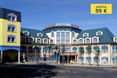 Dovolenka  - Česká republika - Wellness Hotel Babylon
