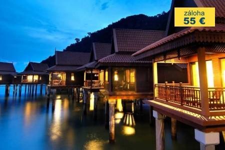 Dovolenka  - Malajzia - Berjaya Langkawi Beach And Spa Resort