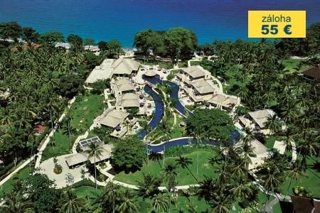 Dovolenka  - Indonézia - Senggigi Beach Hotel