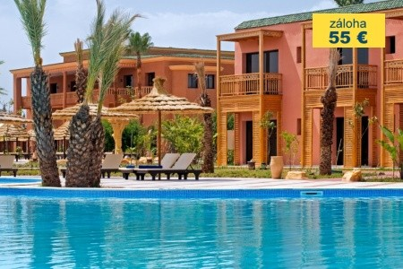 Dovolenka  - Maroko - Labranda Aqua Fun