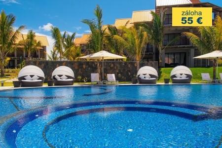 Dovolenka  - Maurícius - Maritim Crystals Beach Hotel