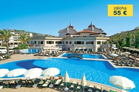 Dovolenka  - Turecko - Aydinbey Famous Resort