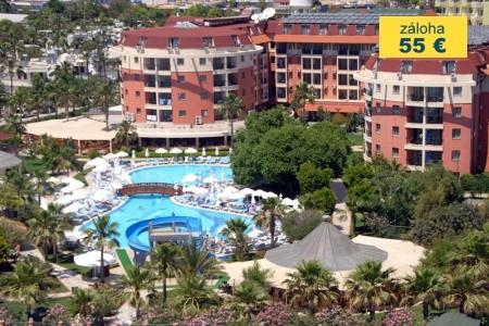 Dovolenka  - Turecko - Hotel Insula Resort