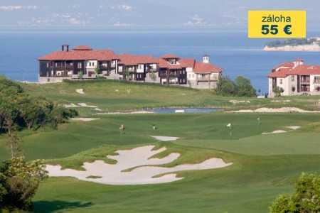 Dovolenka  - Bulharsko - Thracian Cliffs Golf & Beach Resort