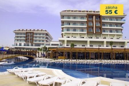 Dovolenka  - Turecko - Hotel Adalya Ocean Deluxe