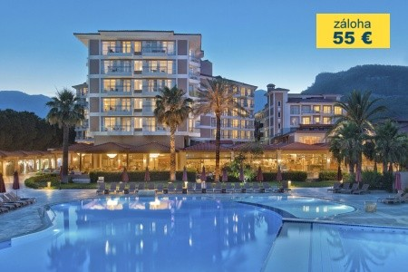 Dovolenka  - Turecko - Akka Alinda Hotel Inklusive Privattransfer