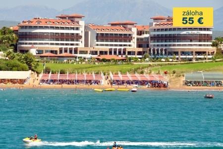 Dovolenka  - Turecko - Hotel Alba Royal