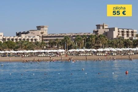 Dovolenka  - Turecko - Crystal Tat Beach Golf Resort & Spa