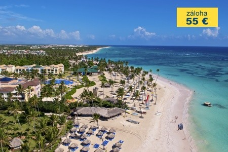 Dovolenka  - Dominikánska republika - Ocean Blue & Sand
