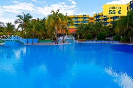 Dovolenka  - Kuba - Hotel Barcelo Solymar, Varadero