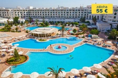 Dovolenka  - Tunisko - El Mouradi El Menzah
