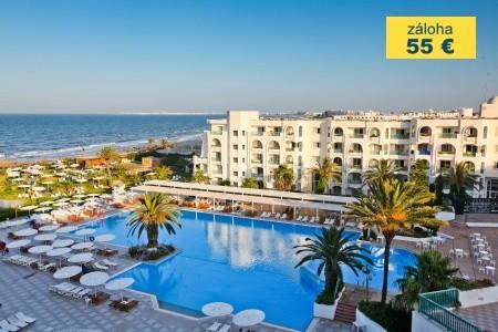 Dovolenka  - Tunisko - Hotel El Mouradi Mahdia