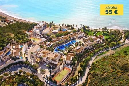 Dovolenka  - Cyprus - Columbia Beach Resort