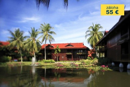 Dovolenka  - Malajzia - Meritus Pelangi Beach Resort And Spa
