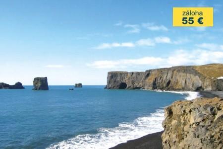 Dovolenka  - Island - Islandská pohlednice - letecké víkendy
