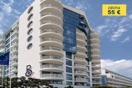 Dovolenka  - Bulharsko - Hotel Berlin Golden Beach