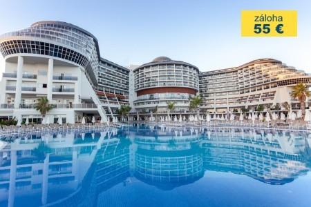 Dovolenka  - Turecko - Sea Planet Resort & Spa *****