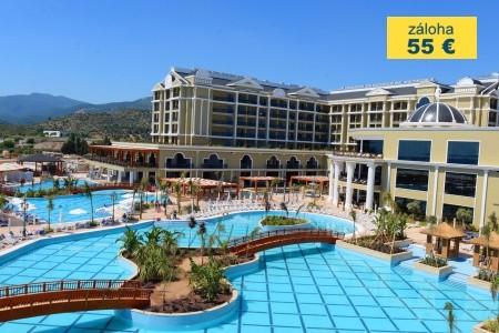 Dovolenka  - Turecko - Sunis Efes Royal Palace