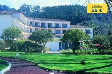 Dovolenka  - Portugalsko - Terra Nostra Garden