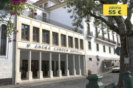 Dovolenka  - Portugalsko - Azoris Angra Garden Plaza
