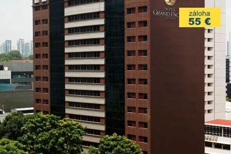 Dovolenka  - Singapúr - Grand Pacific Hotel, Singapur