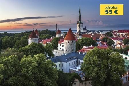 Dovolenka  - Litva - Litva, Lotyšsko, Estonsko