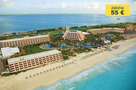 Dovolenka  - Mexiko - Grand Oasis Cancún