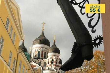 Dovolenka  - Rusko - Pobaltí a Petrohrad (autobusem)