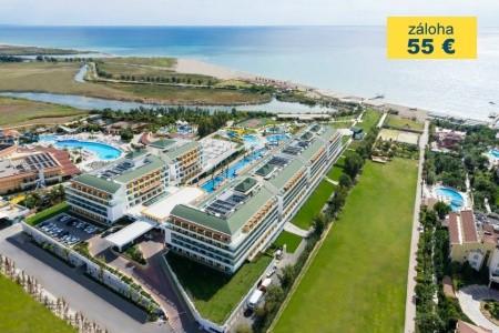 Dovolenka  - Turecko - Port Nature Luxury Resort