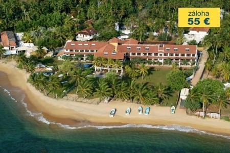 Dovolenka  - Srí Lanka - Earl´s Reef (Ex. Taprospa Beach Hotel)