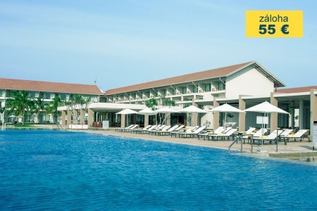 Dovolenka  - Srí Lanka - Amaya Beach Resort And Spa