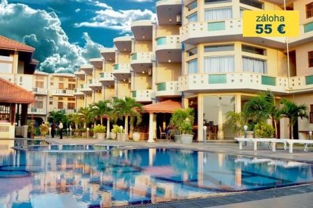 Dovolenka  - Srí Lanka - Rani Beach Hotel