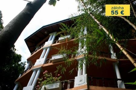 Dovolenka  - Srí Lanka - Thambapanni Retreat