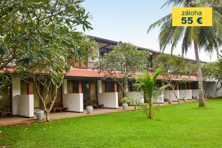 Dovolenka  - Srí Lanka - Goldi Sands Hotel