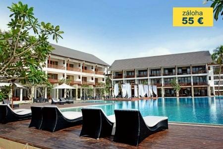 Dovolenka  - Srí Lanka - Suriya Luxury Resort