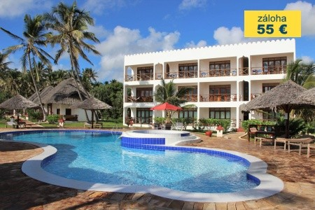 Dovolenka  - Zanzibar - Reef & Beach Resort (Ai)